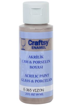 Craftsy Akrilik Enamel Vizon 59ml
