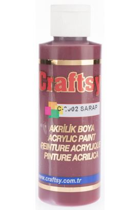 Craftsy Boya Şarap 118ml