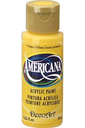 Decoart Sarı Boya Prımary Yellow 59ml