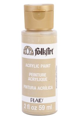 Plaid Beyaz Akrilik Boya Camel 59ml